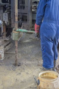 How Does Concrete Core Drilling Work?