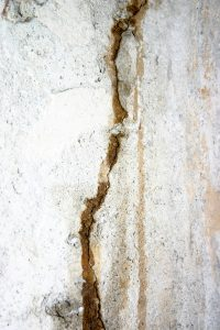 why does concrete deteriorate