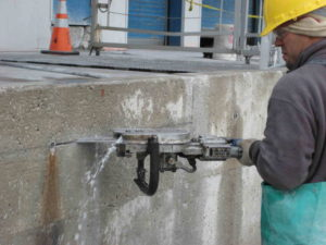Dealing with Concrete Sawing