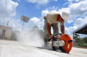 3 Ways to Use Concrete Saws