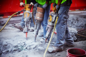 A Quick List of Tools You Need to Break Up Concrete